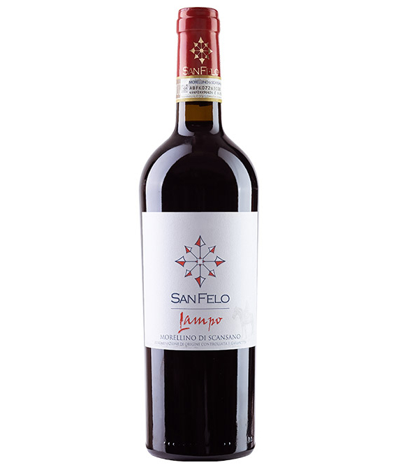 Vino Lampo San Felo Magliano in Toscana Grosseto Italy