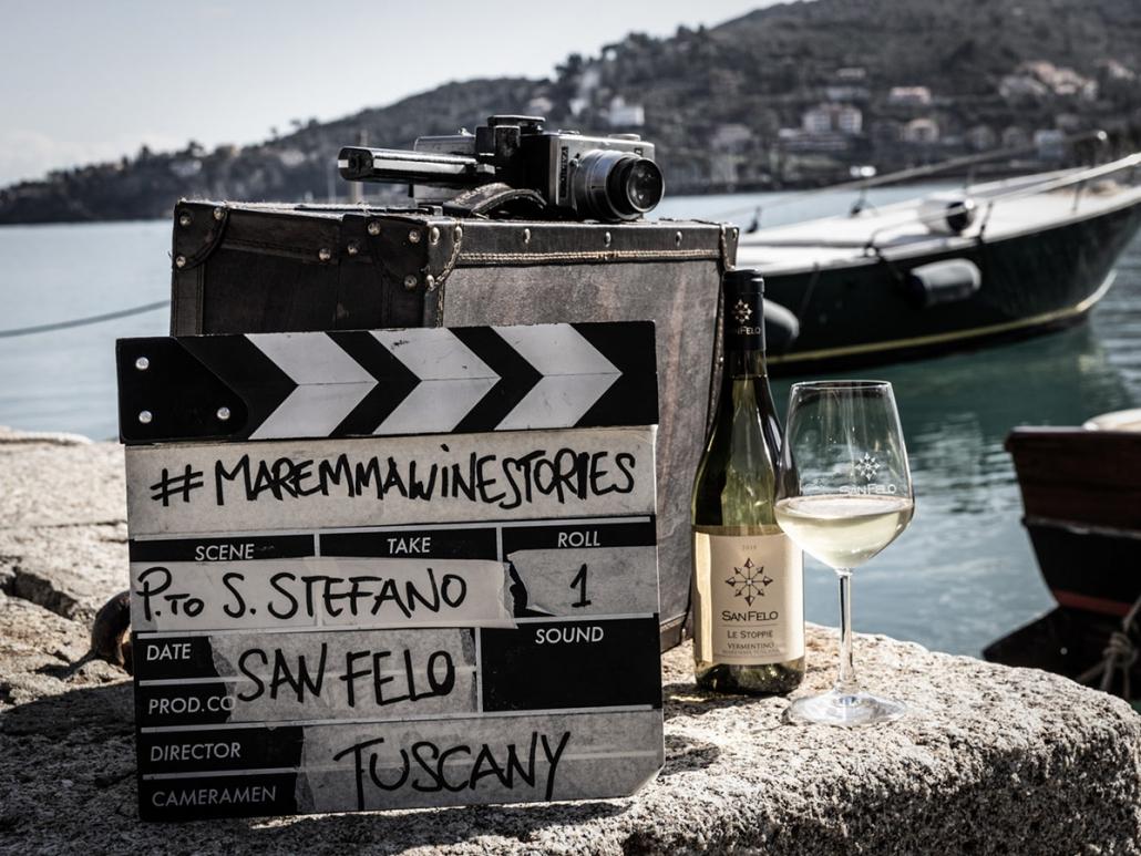 Maremma wine stories San Felo Magliano in Toscana Grosseto Italy